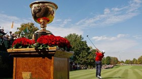 Sunday from the 2013 PGA Championship