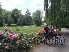Cycling Day 3 in Burgundy