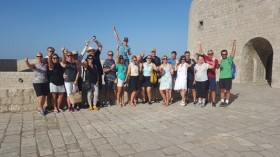 Concluding update from the Toscana cycling Croatia trip